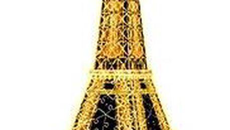 Eiffelova věž - Noční edice 3D