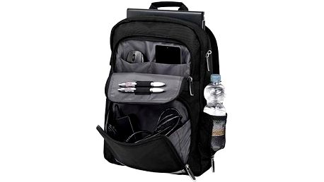 Toshiba Advantage Laptop Backpack Outdoor černý