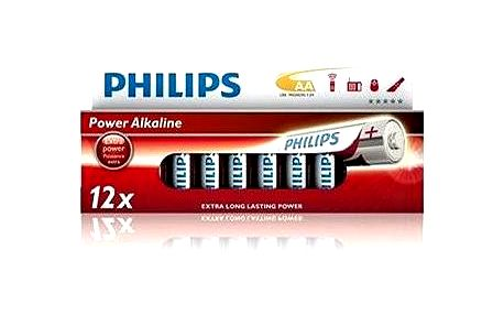 Philips LR6P12W 12ks v balení