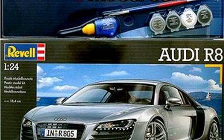 Revell ModelSet Audi R8