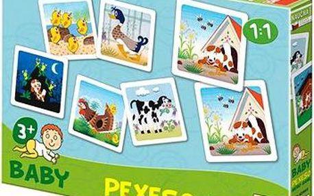 Baby pexeso - Štěnátko