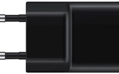 Samsung EP-TA12, 2A, microUSB (USB 3.0) - černá (EP-TA12EBEQGWW)