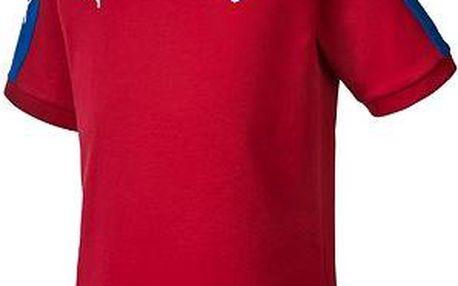 Puma Czech Republic Casuals T-Shirt chili pepper M