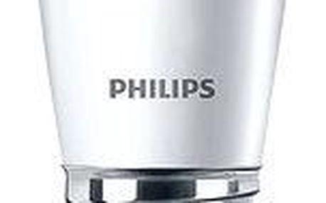 Philips LED Kapka 5,5-40W, E27, 2700K, Čirá