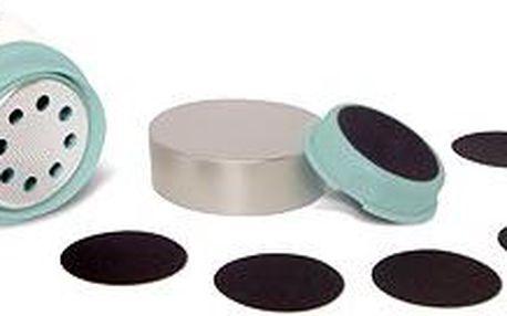 HoMedics Odstraňovač suché kůže z chodidel ELM-PED600