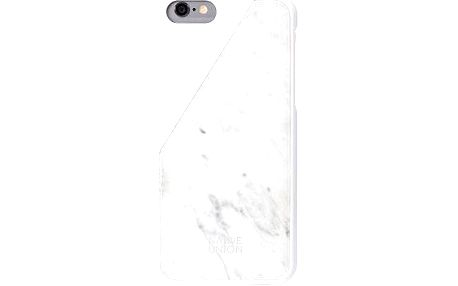 Native Union Clic Marble case pro iPhone 6/6S White