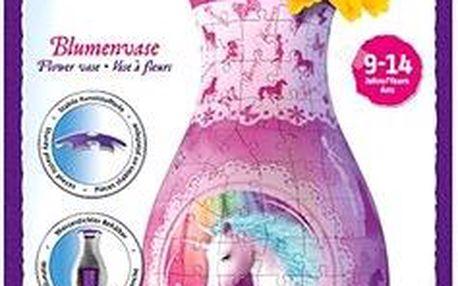 Váza - Jednorožec 3D