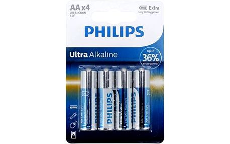 Philips LR6E4B 4ks v balení
