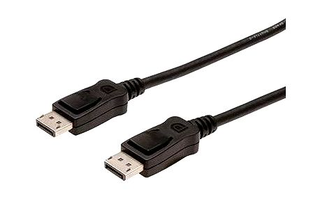 PremiumCord DisplayPort propojovací, stíněný, 1m