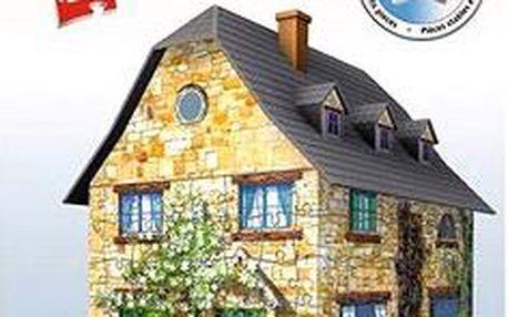 Anglická chata 3D