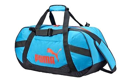 Puma Active TR Duffle Bag M atomic blue-aspha