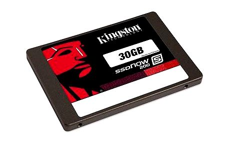 Kingston SSD 30GB SSDNow S200