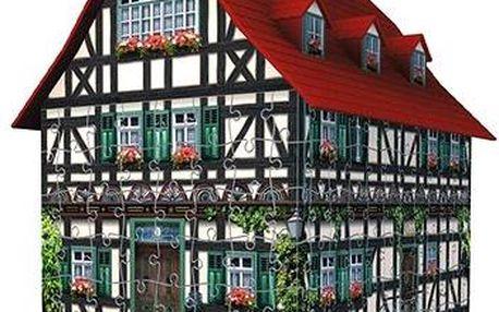 Středověký dům 3D