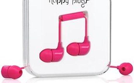Happy Plugs In-Ear Cerise