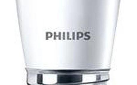 Philips LED Kapka 5,5-40W, E27, 2700K, Mléčná