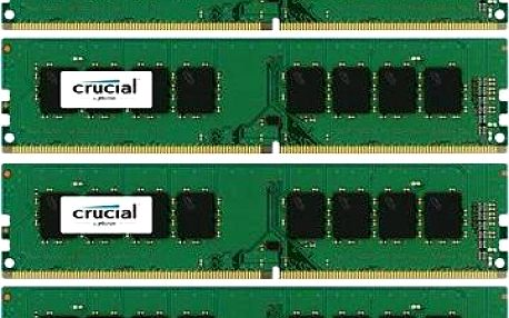 Crucial 64GB KIT DDR4 2133MHz CL15 Dual Ranked