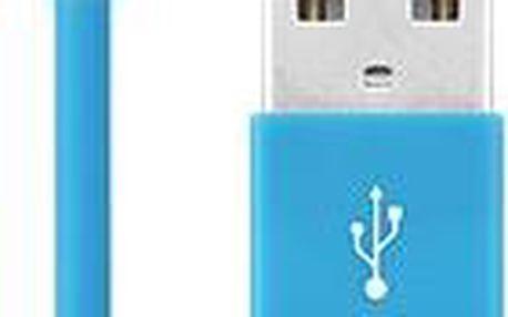 KANEX Lightning na USB MFI 1.2m modrý