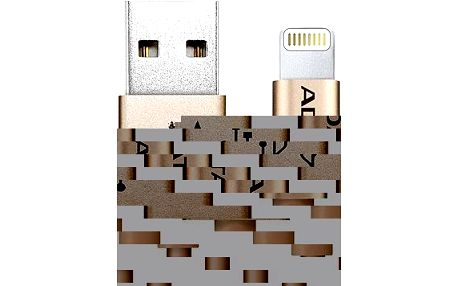 ADATA Lightning MFi 1m zlatý