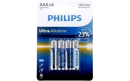 Philips LR03E4B 4 ks v balení