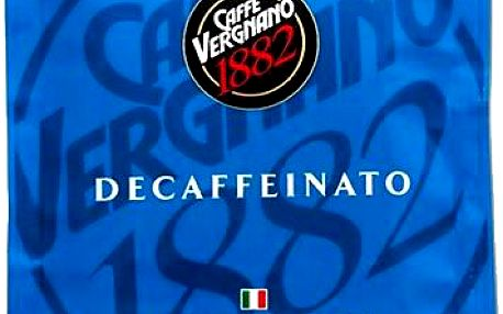 Vergnano Decaffeinatto E.S.E pody, 108ks