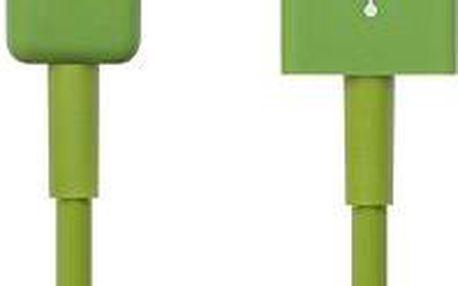 CONNECT IT Colorz Micro USB 1m zelený