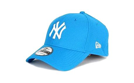 New Era 3930 MLB Basic NYY blue M/L