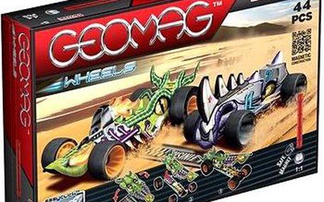Geomag - Wheels 709 Ohnivá formule