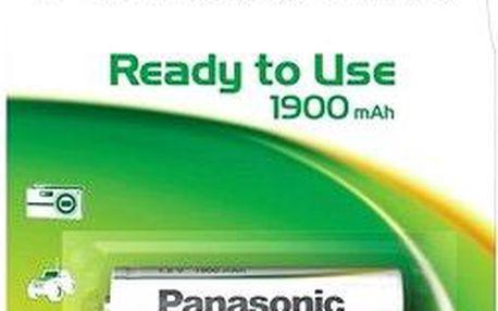 Panasonic Evolta AA, HR6, 1900mAh, blistr 2ks