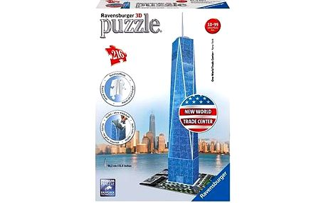 Ravensburger 3D Trade Center 3D