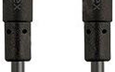 KANEX Stereo AUX 1.8m černý
