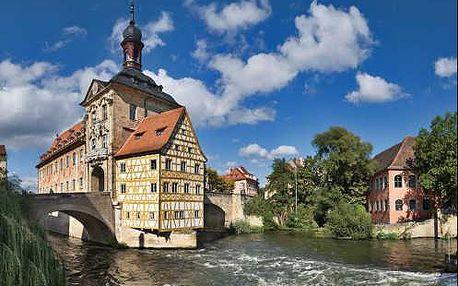 6 dní v Bavorsku v rodinném hotelu pro 2 osoby v krásném prostředí