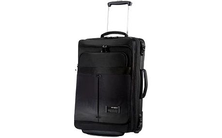 "Samsonite CityVibe Laptop Duffle with Wheels 20"" černá"