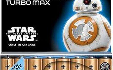 Duracell Turbo Max AAA 8 ks (edice StarWars)