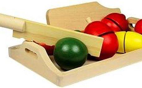 Dřevěné potraviny - Ovoce a zelenina