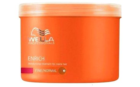 WELLA PROFESSIONAL Enrich Mask Fine and Normal 500 ml