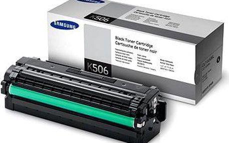 Samsung CLT-K506S - originální