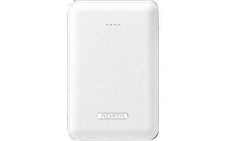 ADATA PV120 Power Bank 5100mAh bílá
