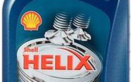 SHELL Helix HX7 10W-40 - 1 litr