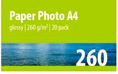 PRINT IT Paper Photo Glossy A4 20 listů