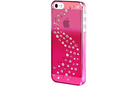 Bling My Thing Milky Way Pink Metallic pro Apple iPhone SE/5/5S