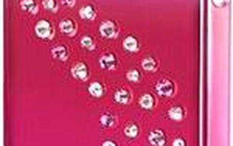 Bling My Thing Milky Way Pink Metallic pro Apple iPhone SE/5/5S