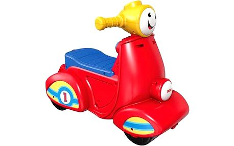 Fisher Price - Mluvící Scooter CZ