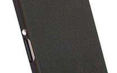 Krusell COLORCOVER pro Sony Xperia Z1 černá metalíza