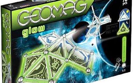 Geomag - Kids Glow 76 dílků