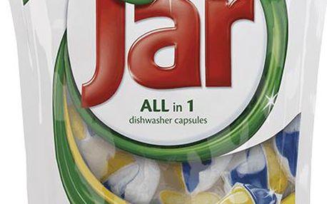 JAR Yellow Blue 52ks - tablety do myčky