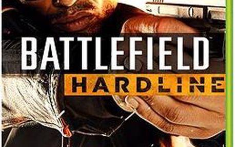 Xbox 360 - Battlefield Hardline CZ