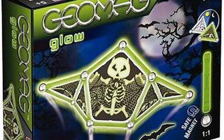 Geomag - Glow 37 dílků