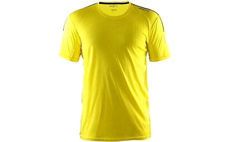 CRAFT Mind SS yellow XL