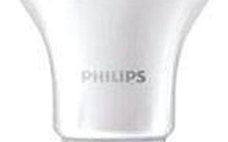 Philips LED 6-40W, E27, 4000K, Mléčná