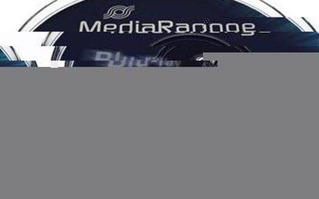 MediaRange BD-R (HTL) 25GB 10ks cakebox (MR495)